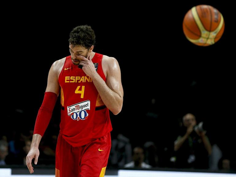 Basketball-WM, Spanien