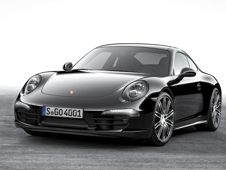 Porsche 911 Carrera Black Edition: 95.058 Euro.