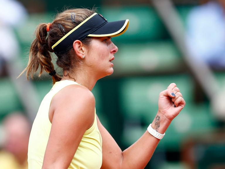 Julia Görges, French Open