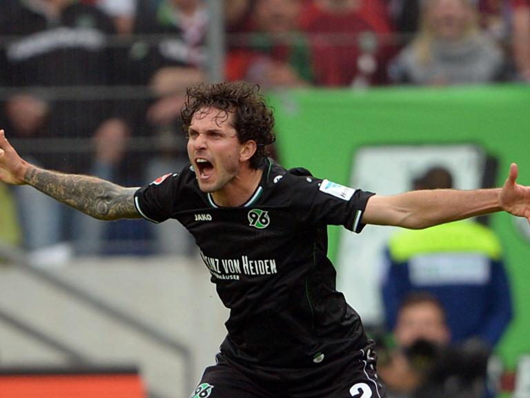 Leon Andreasen Hannover 96