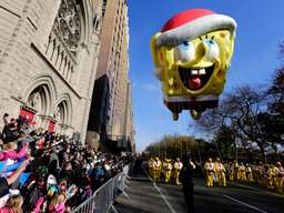 Thanksgiving-Parade 2015 in New York