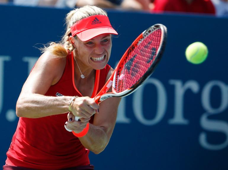 Angelique Kerber, Tennis, Australien Open