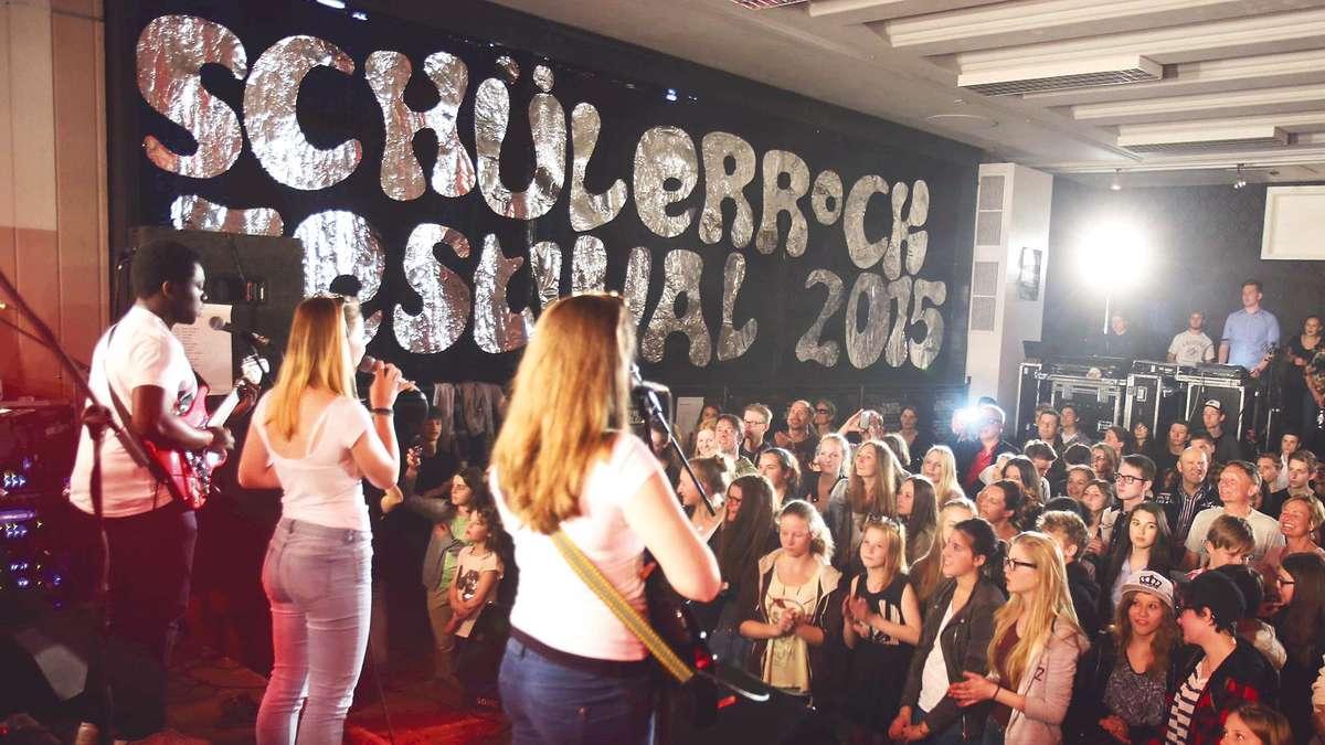 Das 20. Schülerrockfestival steigt im Haus der Jugend | Karl