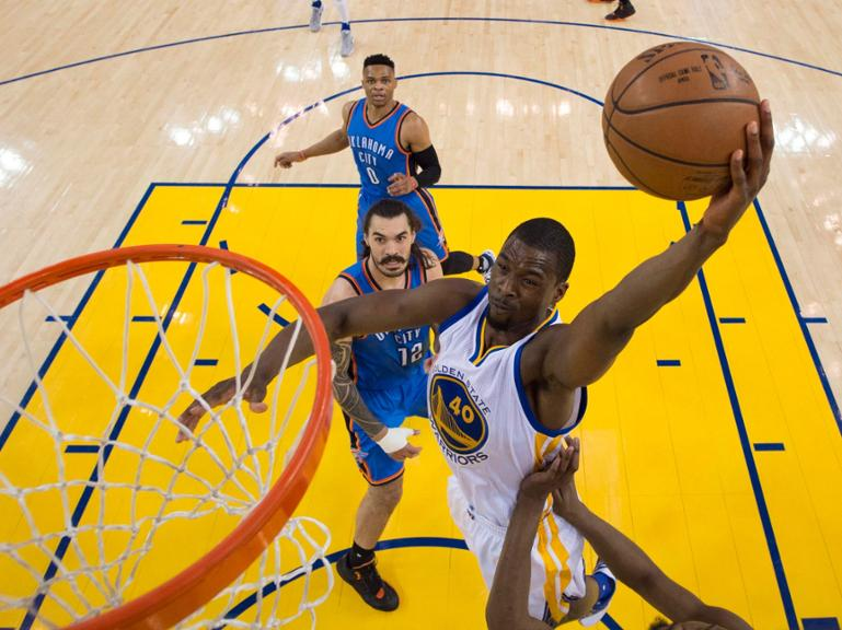 In den NBA-Playoffs müssen die Oklahoma City Thunder gegen die Golden State Warrior ran.