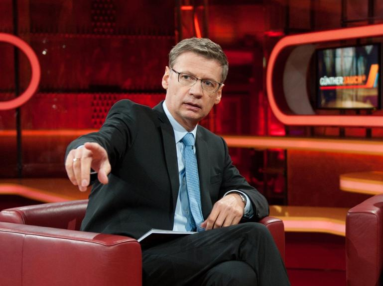 TV-Moderator Günther Jauch.
