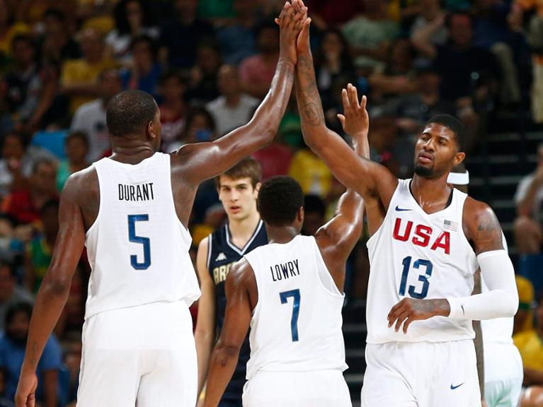 Rio 2016 - Olympic Games 2016 Basketball
