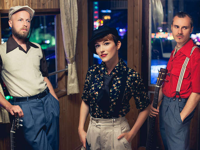 Swing mit Marina & The Kats