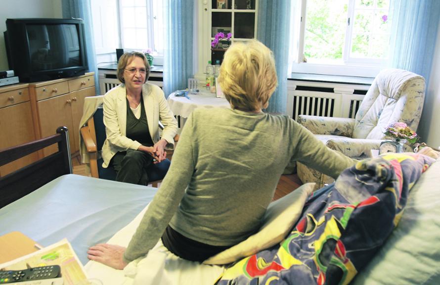 palliatives hospiz: lebens-lust angesichts des todes | solingen