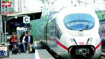 Zug Ausfälle In Richtung Köln Solingen