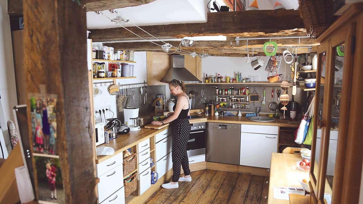Sie lieben ihr leben im fachwerkhaus solingen for Fachwerkhauser modern einrichten