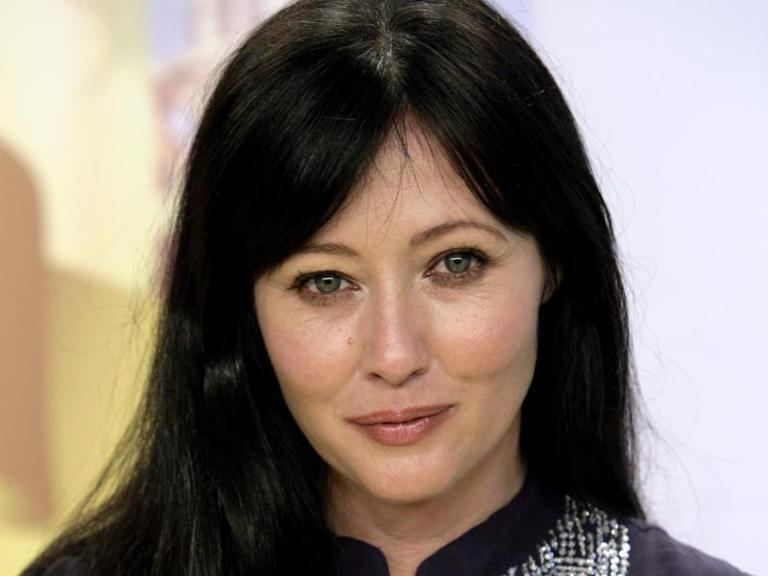 Shannen Doherty 2009 in Paris. Foto: Tom Schulze