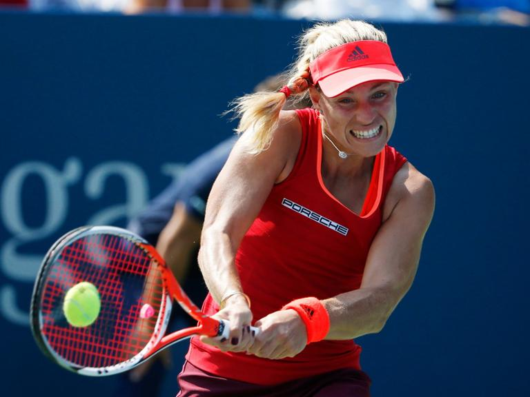 US Open, Angelique Kerber