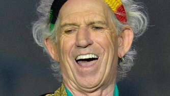 Keith Richards lästert über Heavy Metal und Rap