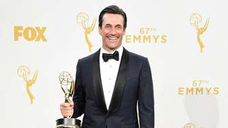 "Emmys: ""Game of Thrones"" räumt ab, Hamm jubelt"