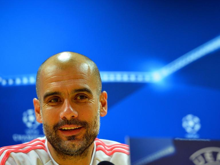 FC Bayern Champions League Arsenal London Guardiola