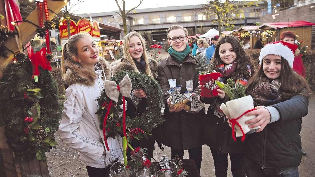 Weihnachtsstress verfliegt im Südpark | Solingen