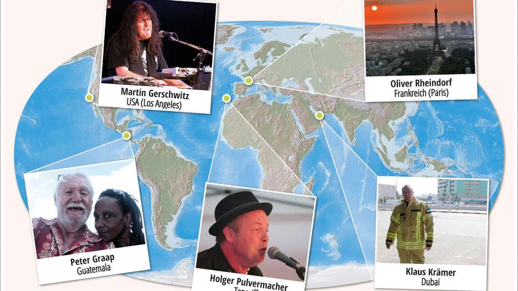Solinger Feiern Am Donnerstag Weltweit Solingen
