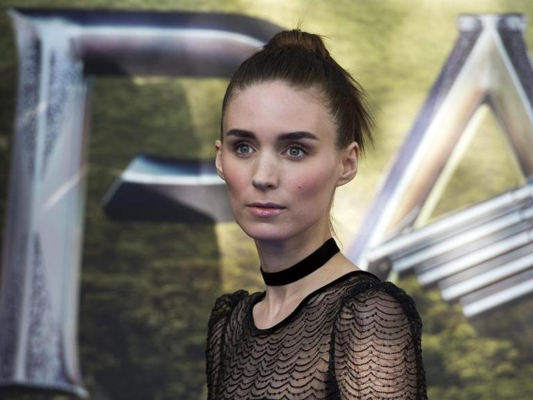 "Rooney Mara bei der ""Pan""-Premiere in London. Foto: Will Oliver"