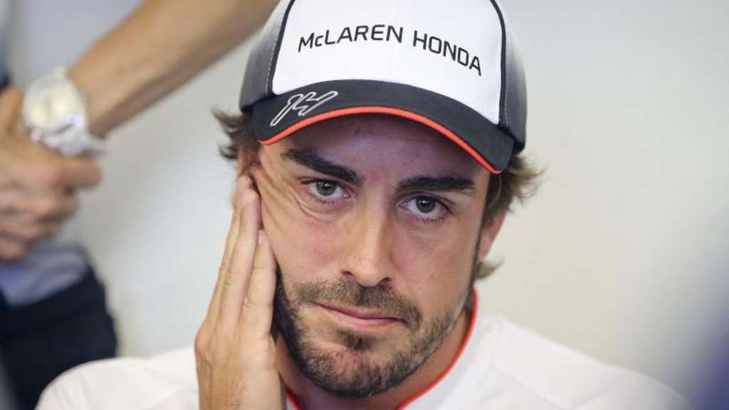 Fernando Alonso darf in China vorerst starten. Foto: Diego Azubel