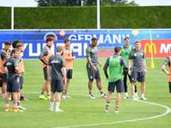 Deutsche Nationalmannschaft, DFB, Training, Trainingslager, Evian