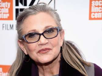'Star Wars' actress Carrie Fisher dead at 60: reports
