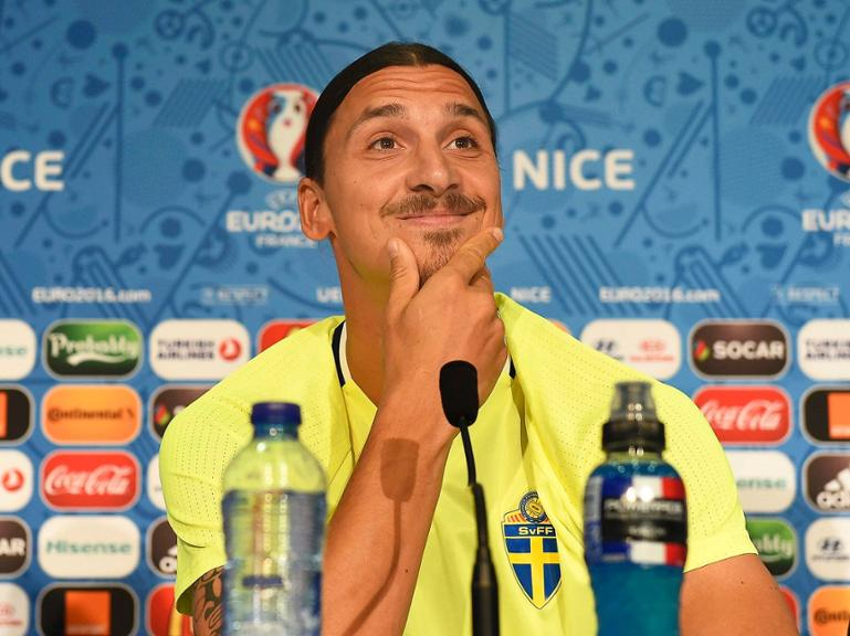 EURO 2016 - Sweden press conference