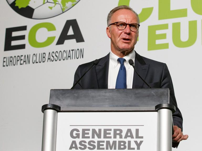 Karl-Heinz Rummenigge, Champions-League-Reform