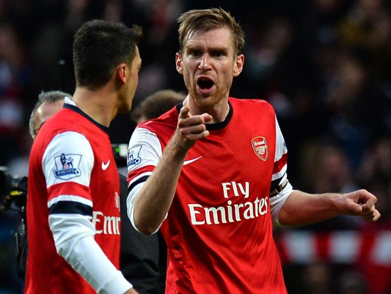 Per Mertesacker, FC Arsenal London, Vertrag