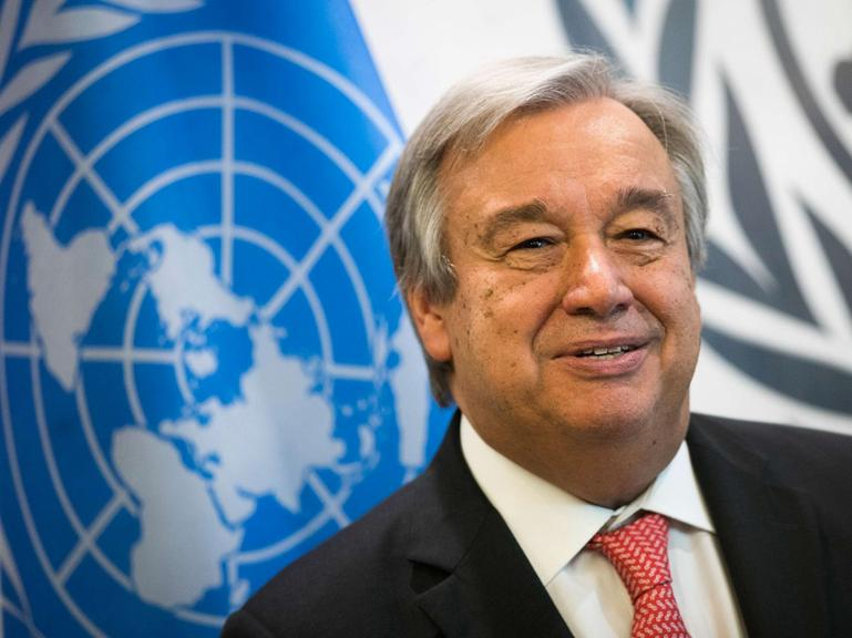 United Nations Names Antonio Guterres As New Secretary-General