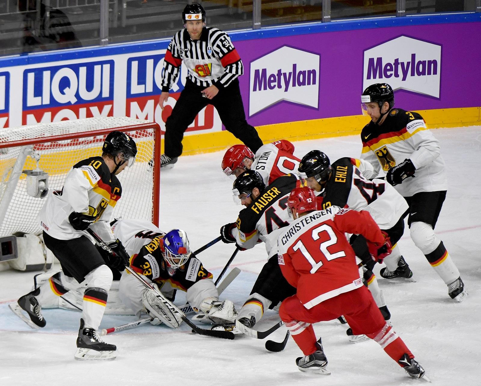 deutschland dänemark eishockey