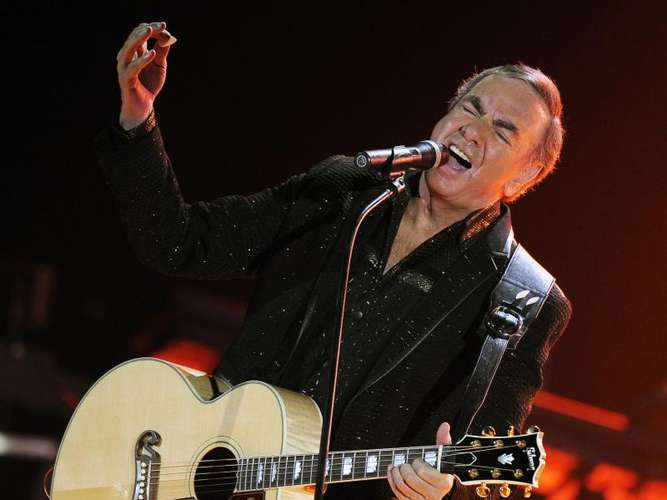 Neil Diamond an Parkinson erkrankt