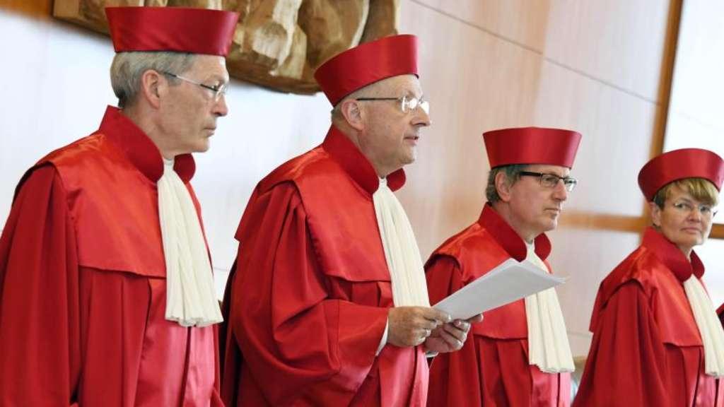Verfassungsgericht Grundsteuer