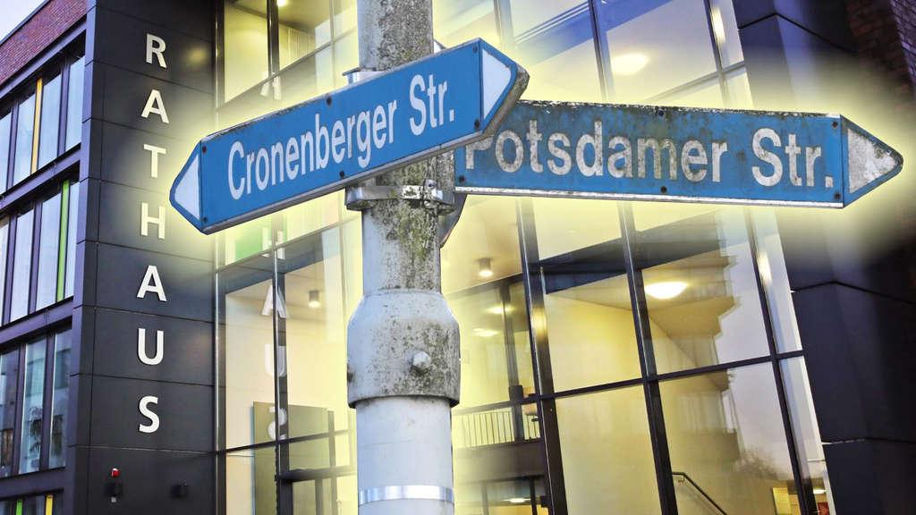 Kurios Post Kennt Solingens Oberbürgermeister Nicht Solingen
