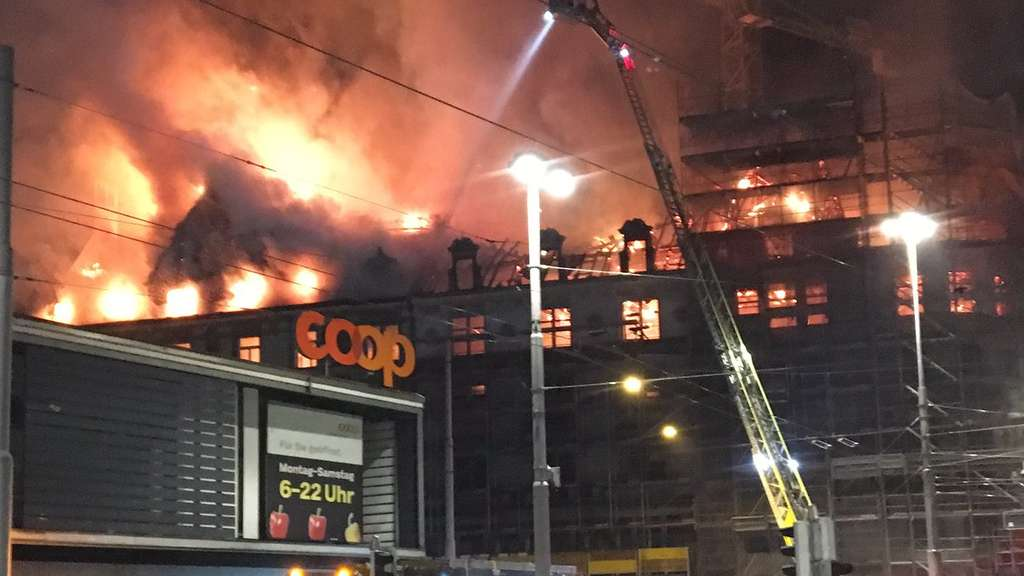 Zürich Brand