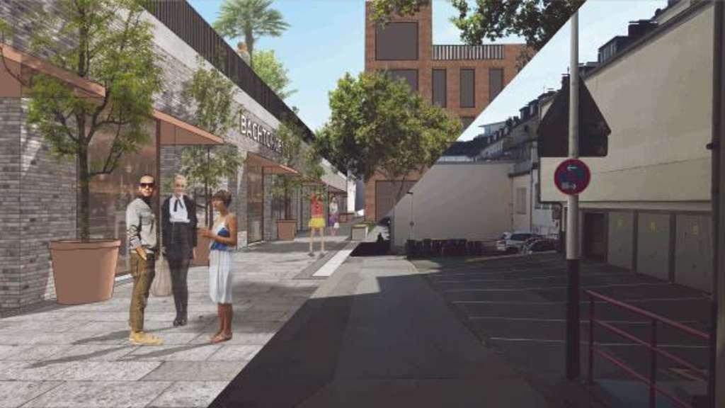 Hauseigentümer Zeigen Kein Interesse An Ideen Der Stadtplaner