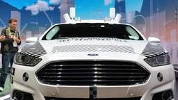 Ford will 2021 in den USA mit Robotaxi-Services starten