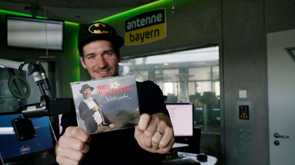 Felix Neureuther will die Volksfest-Saison rocken.