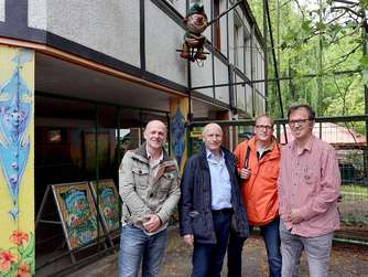 Initiative will den Freizeitpark Ittertal retten