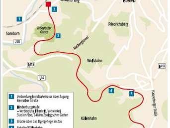 Wuppertal Karte Stadtteile.Ein Schoner Tag Auf Der Sambatrasse Rhein Wupper