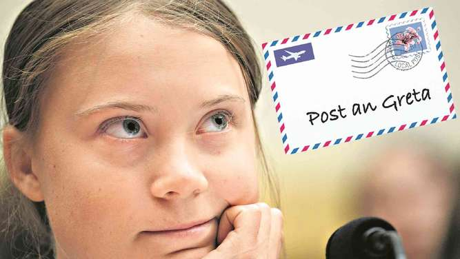 Ein Brief an Greta Thunberg