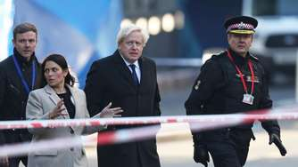 Boris Johnson gibt Labour Mitschuld an London-Attentat