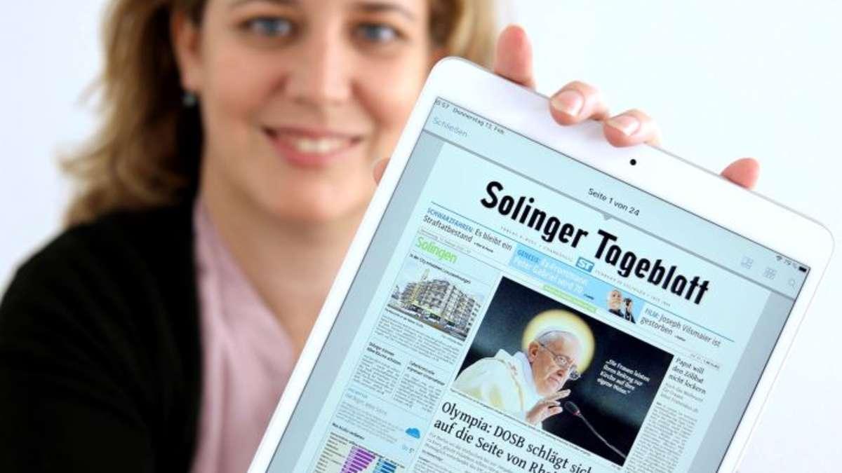 Sonderaktion am Schalttag: Lesen Sie das ST kostenlos!