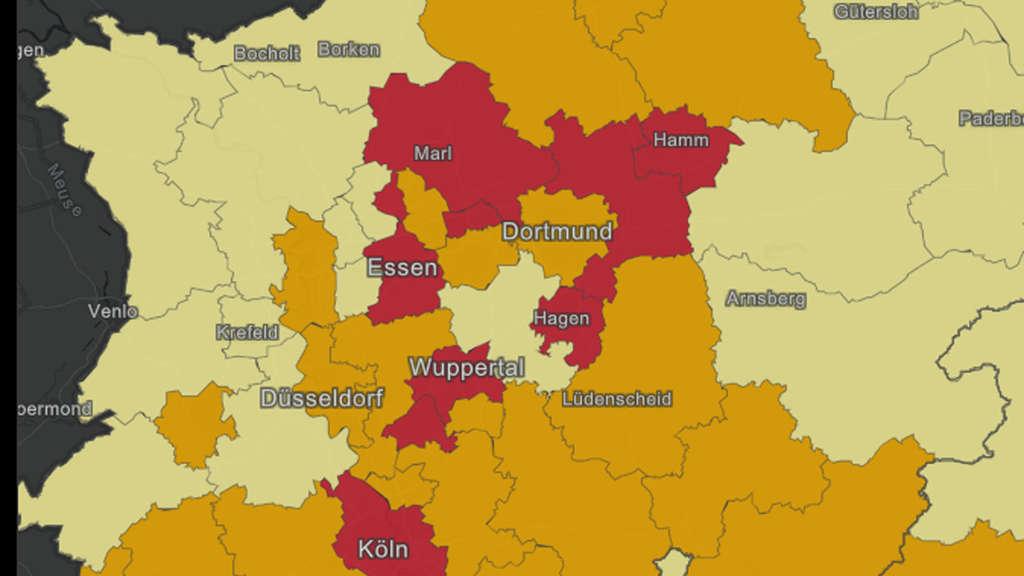 Coronavirus In Baden Württemberg Karte