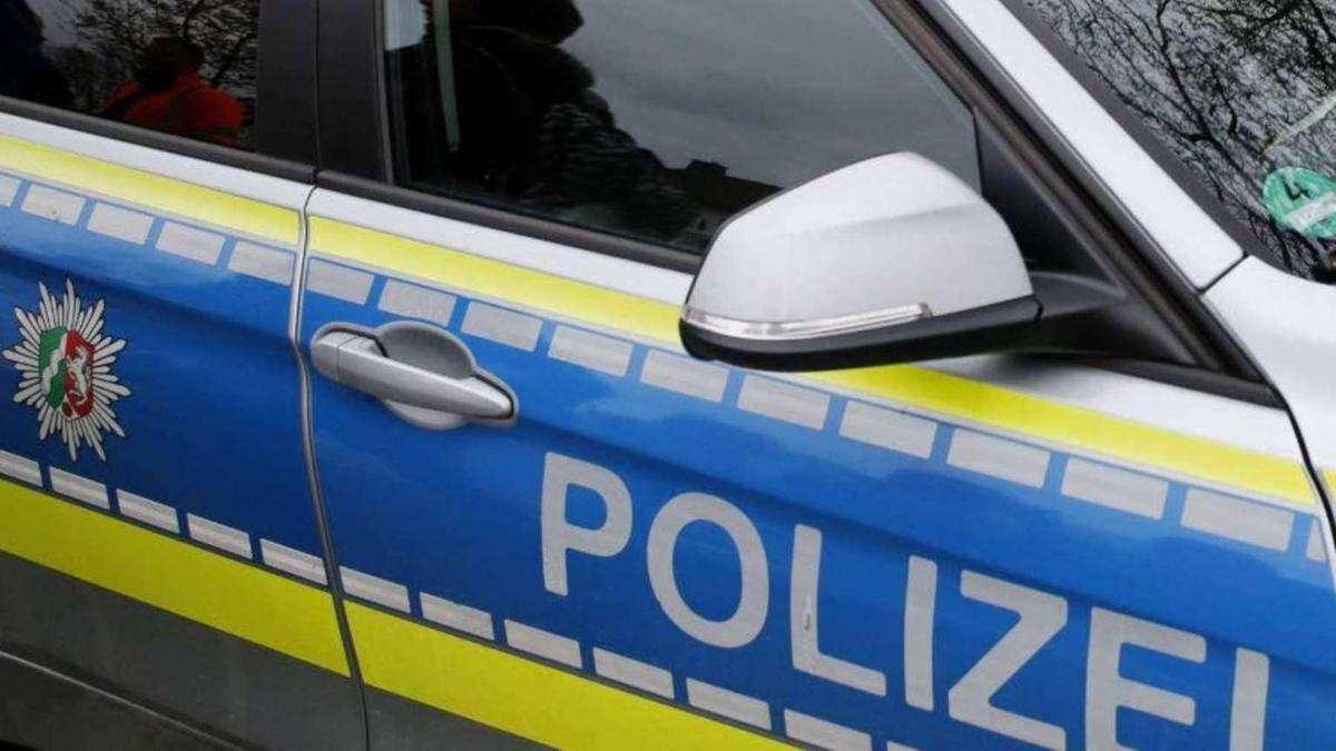 Polizei Solingen Ohligs