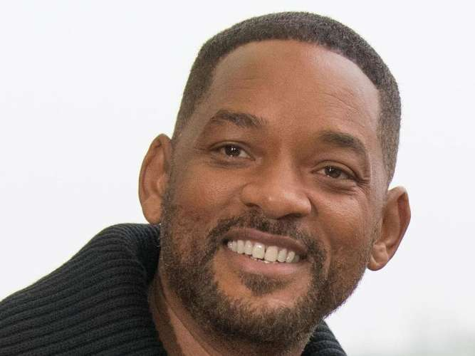 Hollywoodstar Will Smith plant Fitness-Doku